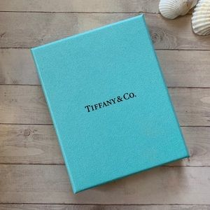 authentic Tiffany & Co. box